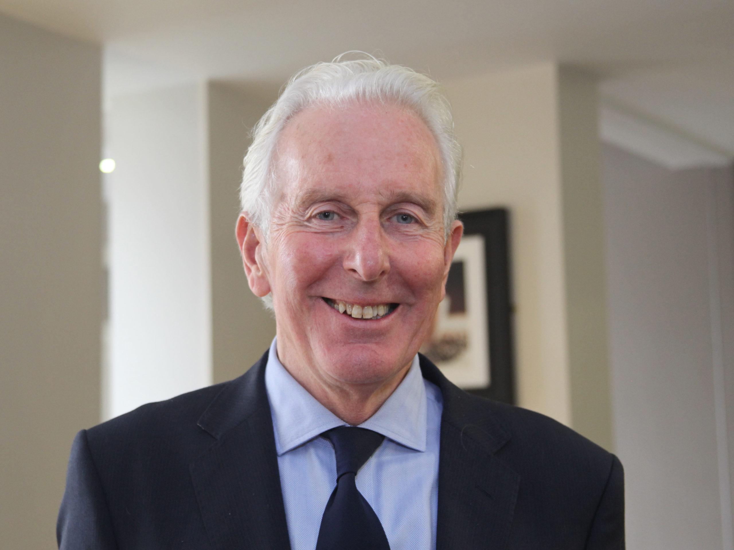 Richard Schofield, FRICS, Trustee